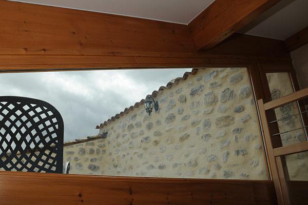 Architecte d'intérieur: solarium, toiture terrasse, puits de lumière