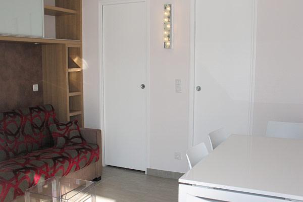 Architecte d'intérieur:aménagement sur mesures de meuble