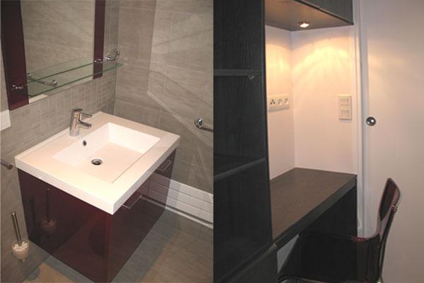 architecte d'intérieure: : transformation d'un appartement