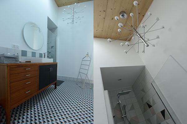 architecte intérieur, 05, aménagement de salle de bain