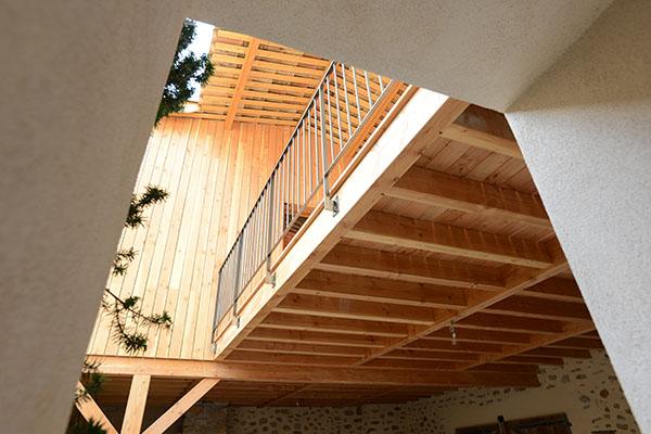Architecte, maison passive, Laragne, 05