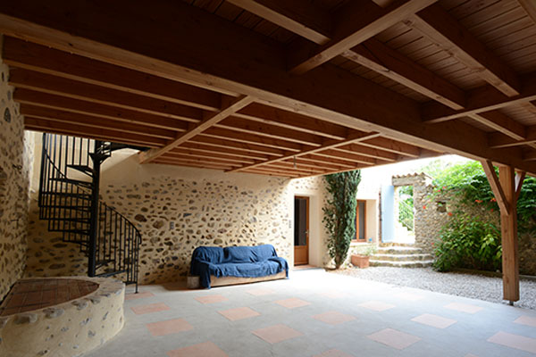 architecture 04,05, extension en ossature bois