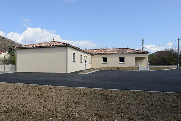 Architecte Laragne construction maison neuve