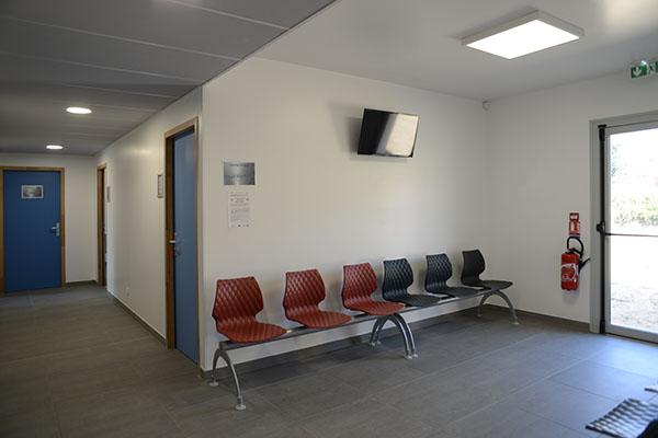 Architecte Laragne centre de santé