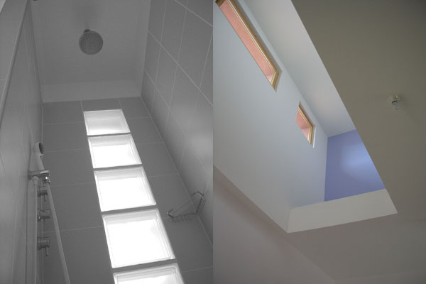 architecte 04: aménagement d'intérieur concetion d'une salle de bain