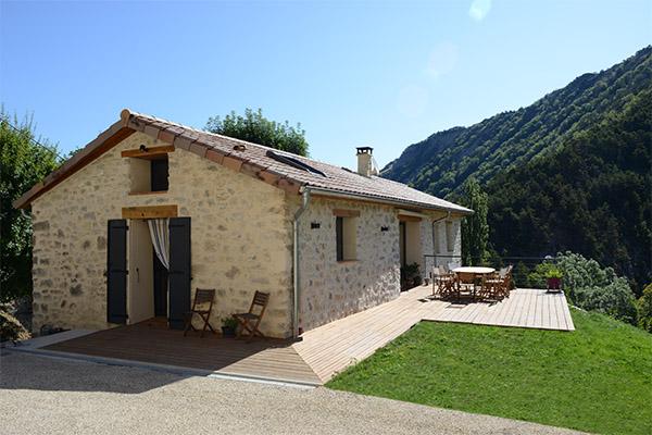 Architecte, Serres 05, Rénovation maison en pierre