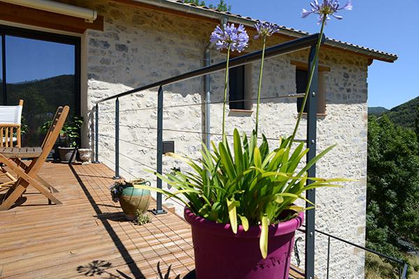Architecte, Sisteron, 04 rénovation maison pierre