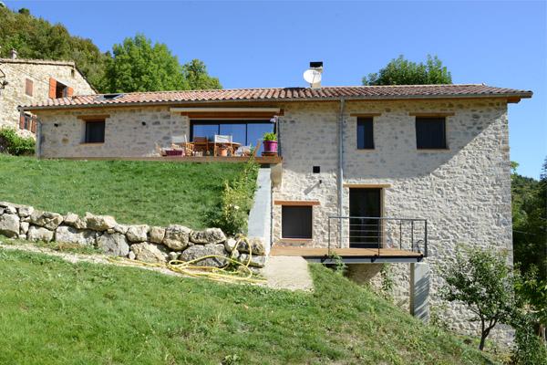 Architecte,Laragne, Hautes Alpes, 05, rénovation écologique