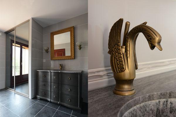 meuble salle de bain et dressing