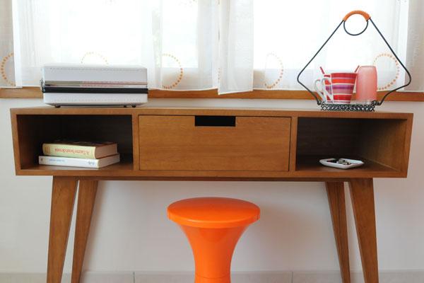 Design: conception et réalisation de meubles, luminaires, Gap